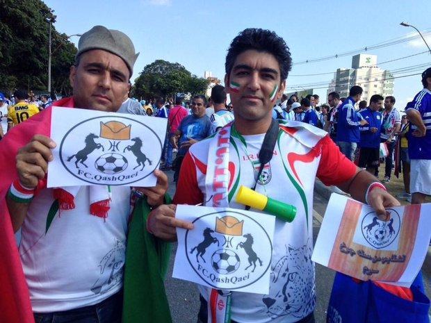 صدرنشینی قشقایی با پیروزی مقابل همشهری