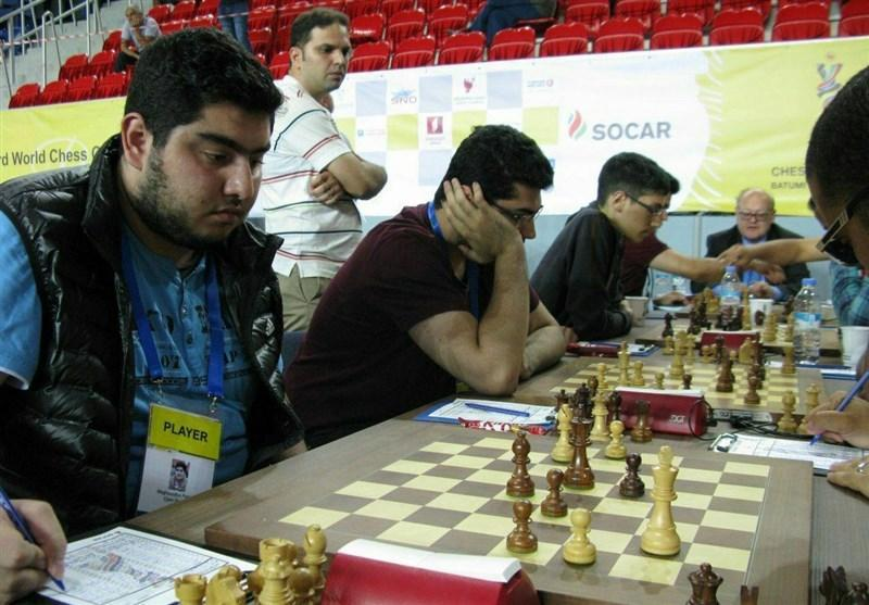 از گرجستان، پیروزی تیم های ایران در دور پایانی المپیاد جهانی شطرنج