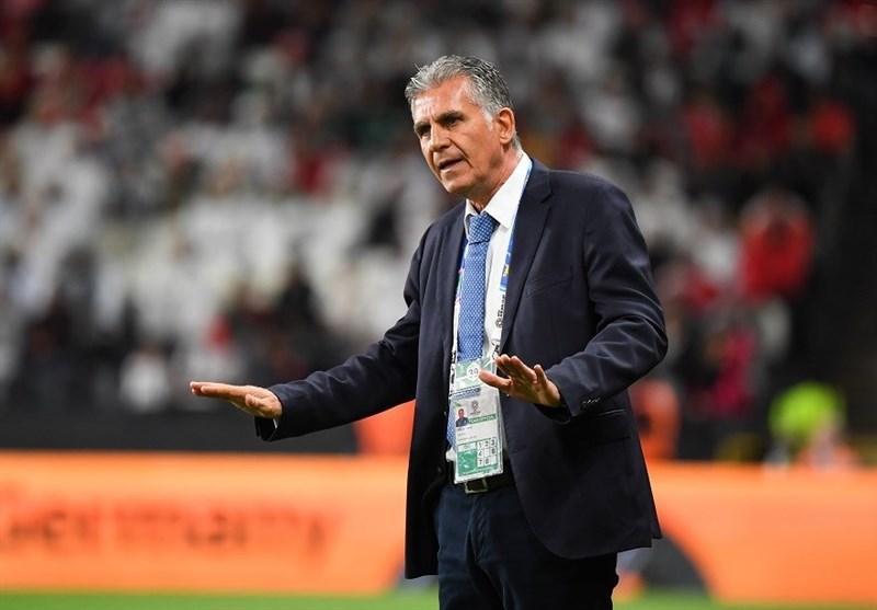 کارلوش کی روش: نوع بازی ایران در آسیا جا نیفتاده است، با عملکرد خوب بیرانوند در بازی باقی ماندیم