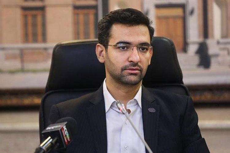کنایه آذری جهرمی به ترامپ در روز 22 بهمن