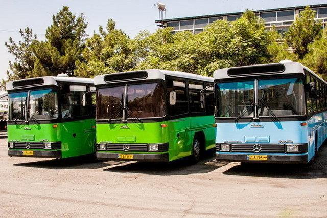 60 درصد ناوگان اتوبوسرانی کشور فرسوده است