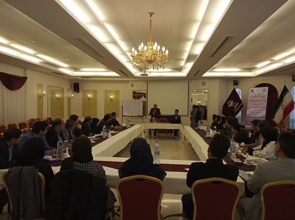 برگزاری دوره های آموزشی توانمند سازی جوامع محلی مدیران و کارکنان تاسیسات گردشگری در خراسان جنوبی