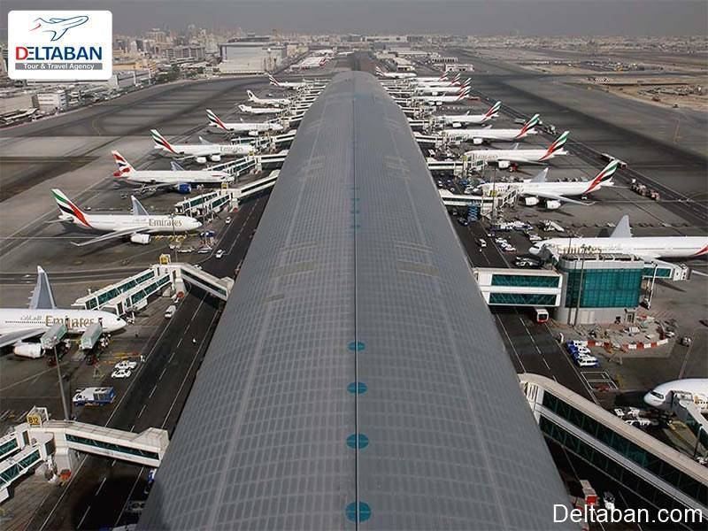 10 کاری که می توانید در فرودگاه دبی انجام دهید