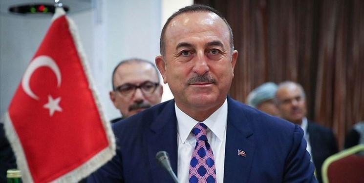 وزیر خارجه ترکیه: تا عمق 30 کیلومتری سوریه نفوذ می کنیم