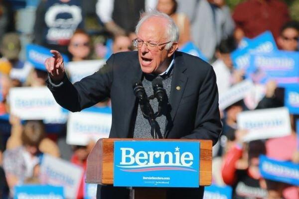 بازگشت برنی سندرز به رقابتهای انتخاباتی آمریکا