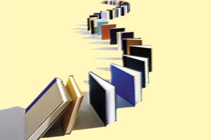 هر 65 هزار نفر یک کتابخـانه