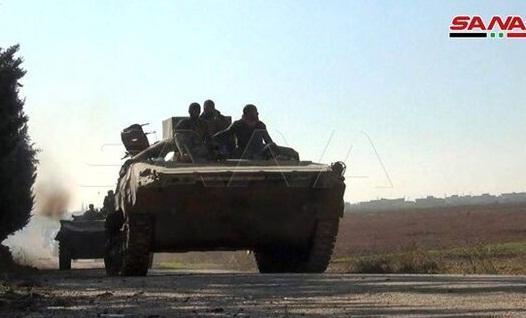 پیشروی های مهم ارتش سوریه در محور حلب جنوبی