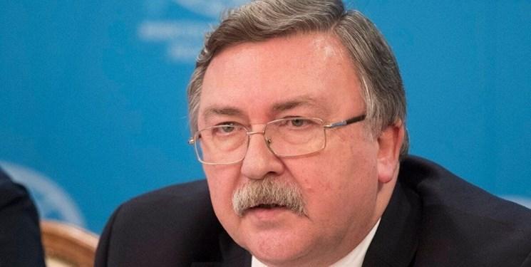 ابراز تعجب اولیانوف از تحریم ایران در شرایط فعلی مبارزه با کرونا