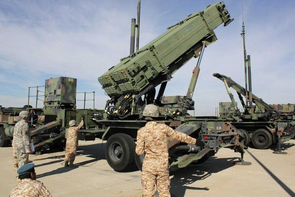 آمریکا سامانه های دفاعی به عراق منتقل کرد