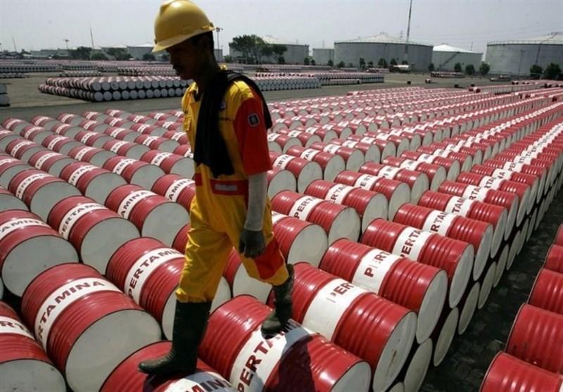 قیمت نفت تگزاس به بالای صفر بازگشت