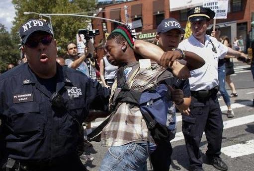 کشته شدن 7666 نفر طی 6 سال توسط پلیس آمریکا