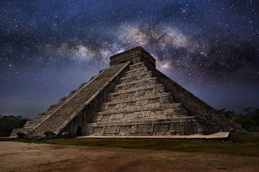 ال کاستیلو؛ مشهورترین بنای دوران مایا، مکزیک