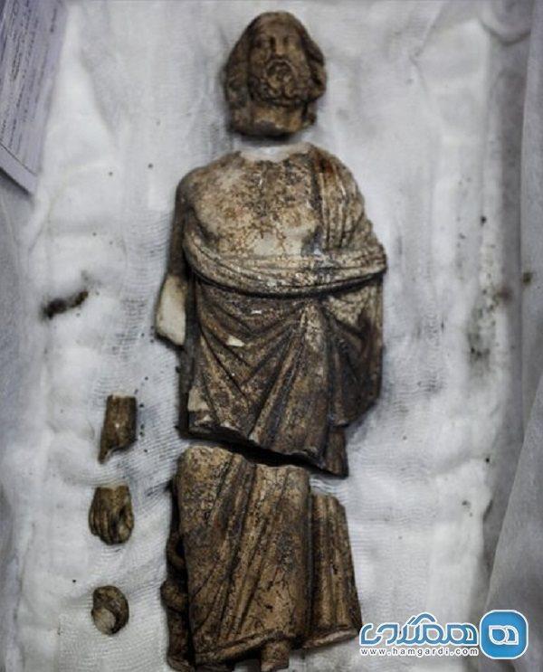 اعلام کشف دو مجسمه تاریخی در ترکیه