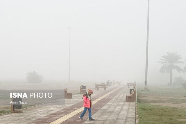 پیش&zwnjبینی مه برای خوزستان