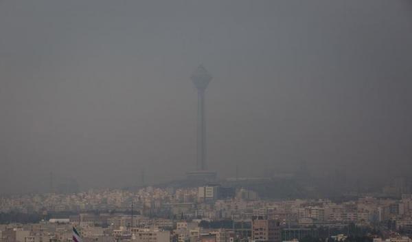 شرایط قرمز هوا در این مناطق تهران