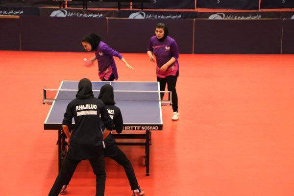 ترکیب آسیایی تیم ملی تنیس روی میز بانوان برای معین شد