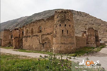 قلعه توت؛ جاذبه تاریخی ایلام، عکس