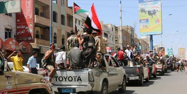 فراخوان عناصر اماراتی برای اخراج نیروهای وابسته به ریاض در شبوه یمن